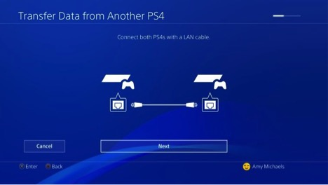 How to transfer data from your old PS4 to new PS4
