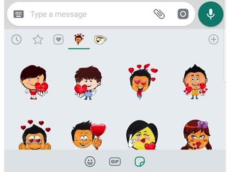 How to turn any selfie or photo taken on your smartphone into a WhatsApp sticker