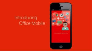 MICROSOFT OFFICE MOBILE APK VERSION 16.0.12 LAUNCHED – DOWNLOAD NOW