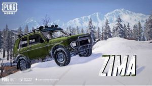 PUBG Mobile- All you need to know about the new Zima vehicle on Vikendi