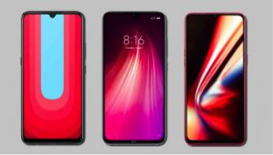 Vivo U20 vs Realme 5s vs Xiaomi Redmi Note 8