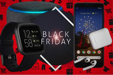 Black Friday 2019 Sales- The Best Tech Deals You Can Grab From India