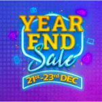 Flipkart Year End Sale: Top Mobile, Laptop, Gadget Offers