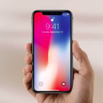 How to get home button on Apple iPhone X