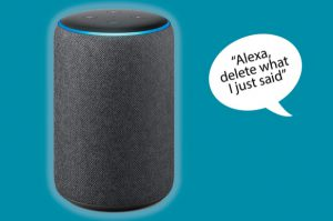 Here's how to listen and delete the conversations recorded by Alexa