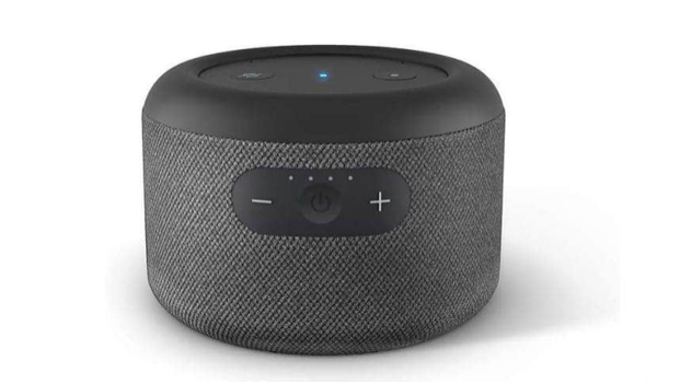 Amazon Echo Input portable smart speaker launched in India at Rs 4,999
