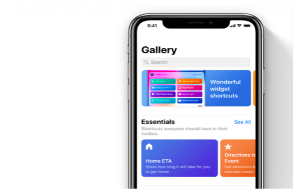How to use Apple's Shortcuts app