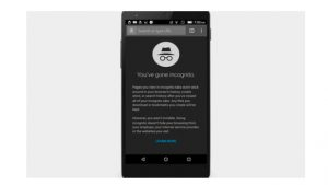 How to browse privately on your smartphone