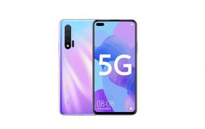 Huawei Nova 6 series with 5G, dual punch hole display launched