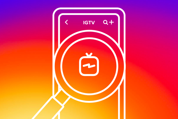 How to upload long videos using IGTV app?