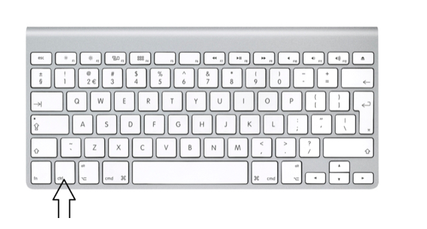 How to right click using Keyboard on Mac