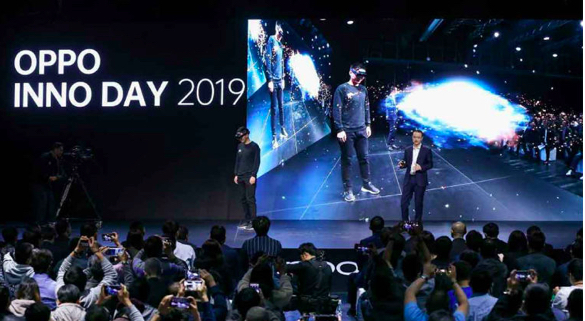 OPPO TO LAUNCH A SMARTWATCH, AR GLASSES AND MORE IN 2020