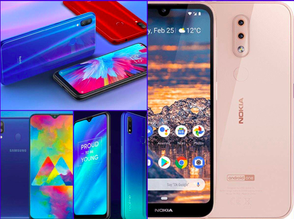 Best Samsung, Xiaomi, Realme, Nokia phones under Rs 20,000 to buy in India in December 2019