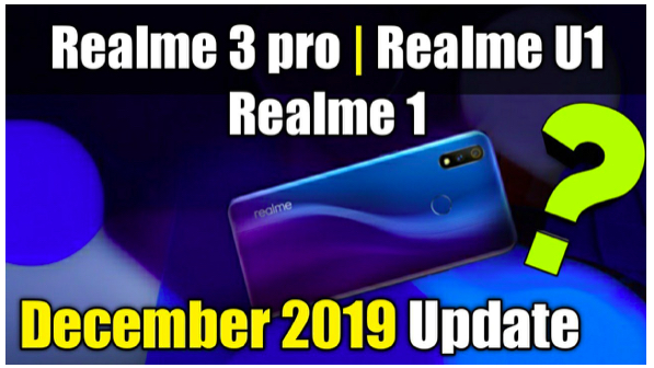 Realme 3 Pro, Realme U1, Realme 1 Update Brings New Dark Mode Toggle