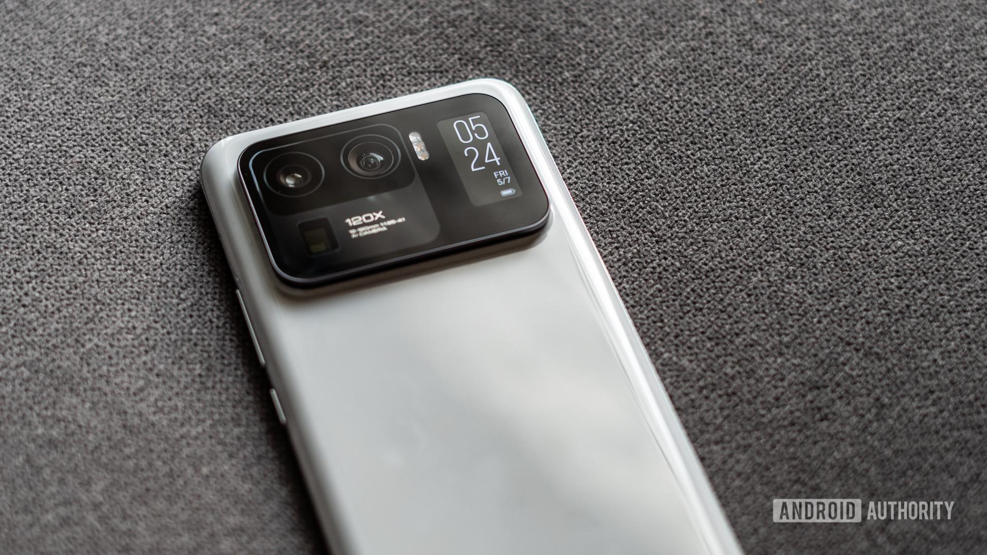 Xiaomi Mi 11 Ultra 50mp Video Camera Sensing Unit Might Feature In A Future Redmi Smartphone.